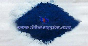 掺杂蓝色氧化钨图片