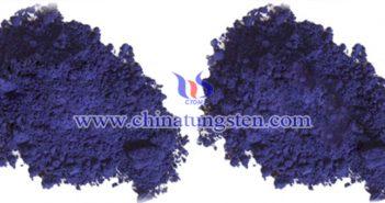 高纯紫色氧化钨图片