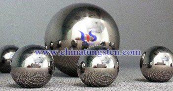 硬质合金球图片