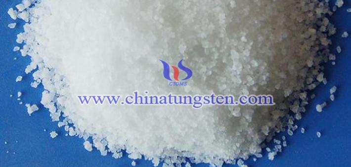 工业级二水合钨酸钠图片
