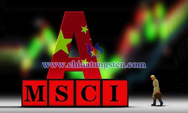 洛阳钼业入围MSCI指数体系图片