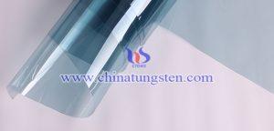 透明隔热材料纳米铯钨青铜图片