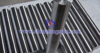 AMS 7725E class2 钨合金棒图片