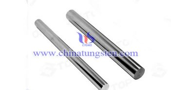 ASTM B777-15 class2 钨合金棒图片