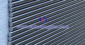 ASTM B777-15 class3 钨合金棒图片