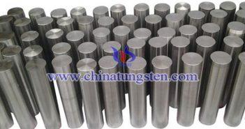 ASTM B777-99 class4 钨合金棒图片