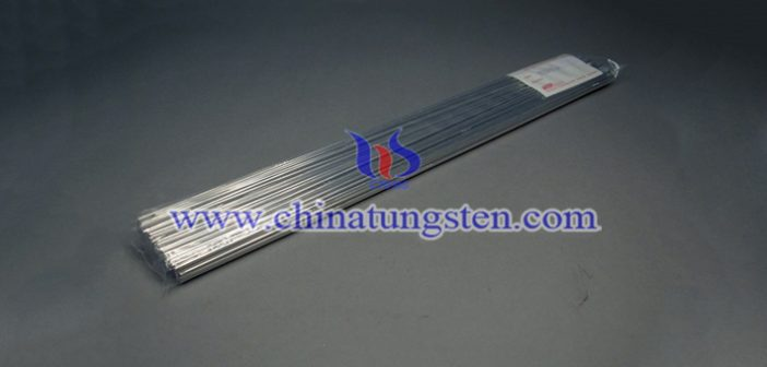 W243H 钨合金棒图片