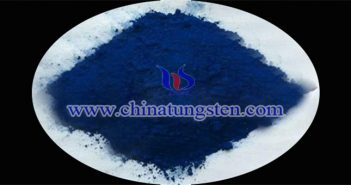 透明隔热纳米粉体蓝色氧化钨粉体图片