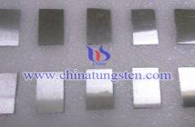 92.5W-5.4Ni-2.1Fe 钨合金块图片