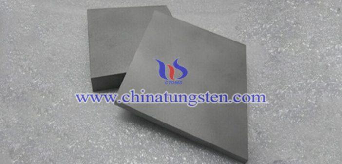 90W-7Ni-3Fe 钨合金板图片