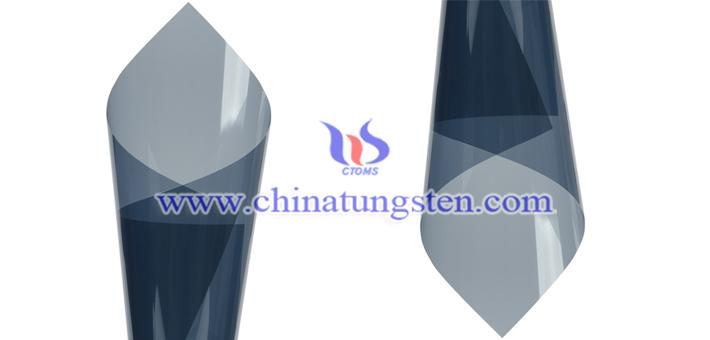 红外紫外线阻隔材料:三氧化钨粉图片