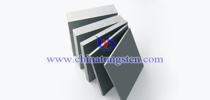 58x32x2mm 钨合金板图片