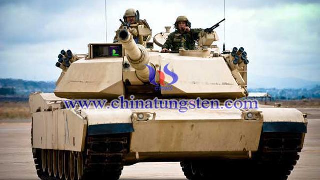 M1A1主战坦克图片