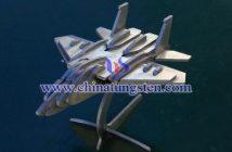 线切割工艺品-战机图片