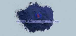隔热薄膜用蓝色纳米氧化钨图片