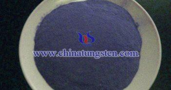 隔热农膜用深蓝色纳米氧化钨图片