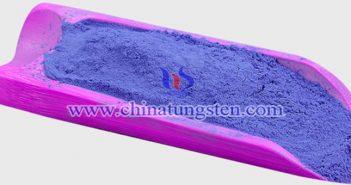 吸热农膜用纳米紫色氧化钨图片