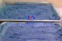 吸热农膜用蓝色氧化钨粉体图片