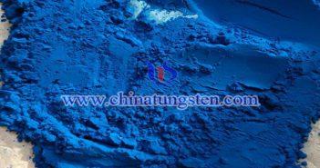 红外紫外线阻隔材料用氧化钨铯纳米粉体图片