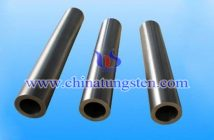 ASTM B777-99 class4 钨合金管图片