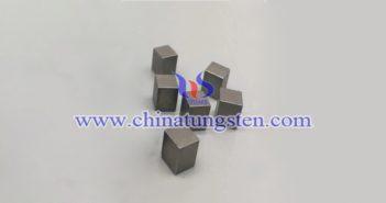 95W-3Ni-2Fe 钨合金砖图片
