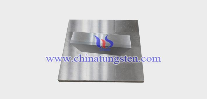 ASTM B777-15 class4 钨合金砖图片