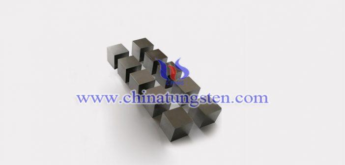 ASTM B777-99 class3 钨合金砖图片