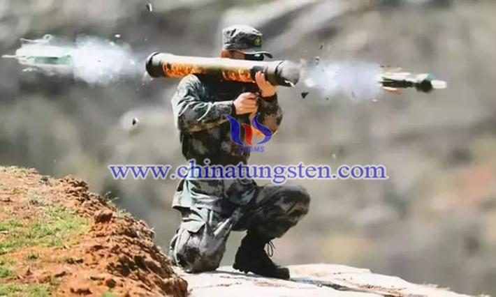 PF97式93mm单兵云爆火箭图片