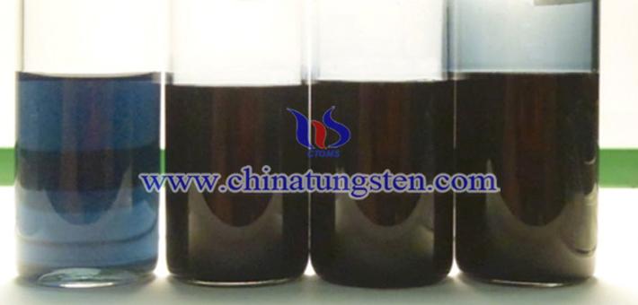 纳米陶瓷分散液用铯氧化钨粉体图片