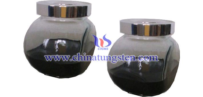 纳米陶瓷分散液用纳米铯氧化钨图片