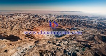 秘鲁钼矿山图片