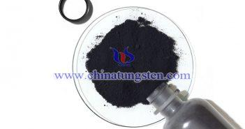 二硫化钼粉体图片