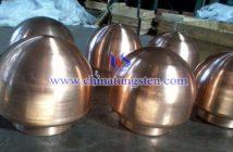 钨铜压铸模具图片