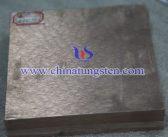 20×100×100mm钨铜块
