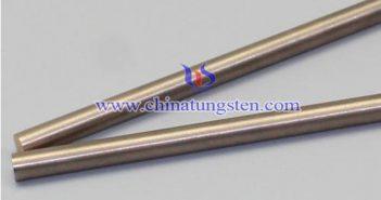 钨铜对焊电极图片