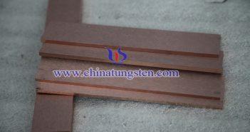 钨铜电阻焊电极图片