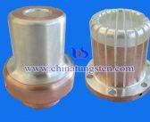 高压开关用钨铜电工合金