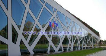 建筑玻璃节能涂料用纳米黄色氧化钨图片