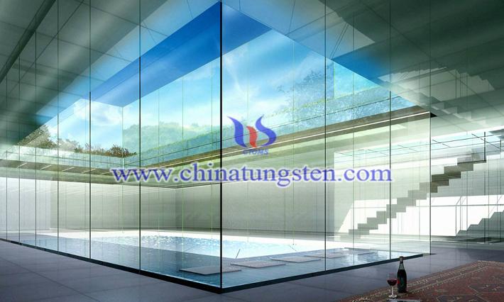 建筑玻璃节能涂料用三氧化钨粉体图片