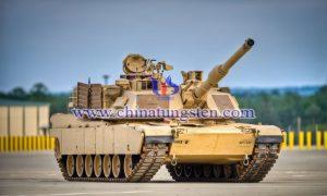 美国M1A2主战坦克图片