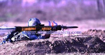 DZA11单兵侵彻杀伤弹图片