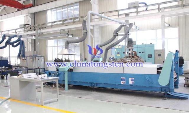 稀土镁合金制备系统
