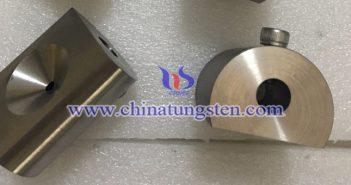 钨合金发散型准直器图片