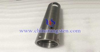 钨合金针孔型准直器图片