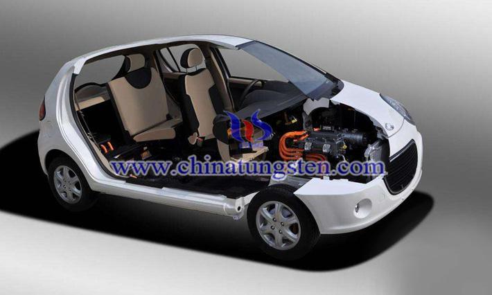 电动赛车锂电池图片