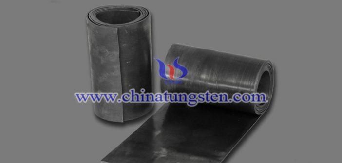 钨聚合物:软质屏蔽材料图片