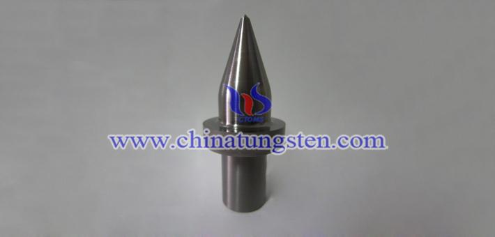 硬质合金圆口型热熔钻图片
