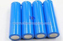 圆柱电池图片