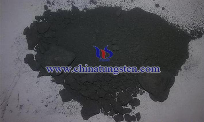 二硫化钨纳米片图片