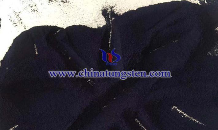 航空锂电池正极掺紫色氧化钨图片